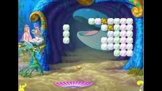 Заросли водорослей Прохождение игры Барби Русалочка
