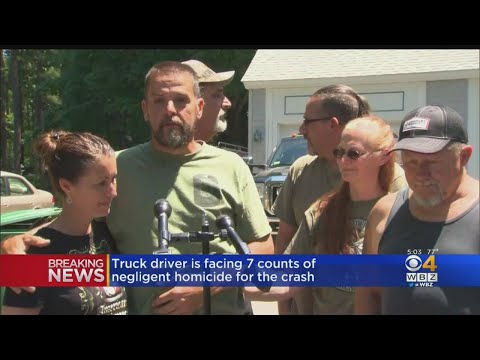 Motorcycle Club Mourns Victims Of NH Crash