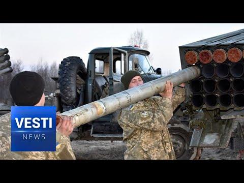 Total Krieg: Kiev's NATO-Backed Junta Prepares Full-Scale Offensive in Donbass