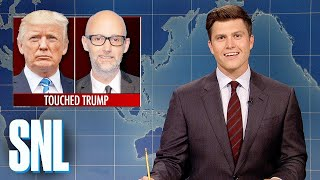 Weekend Update: Moby's Trump Confession - SNL