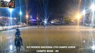 41º RODE O NAC ONAL CTG CAMPO VERDE