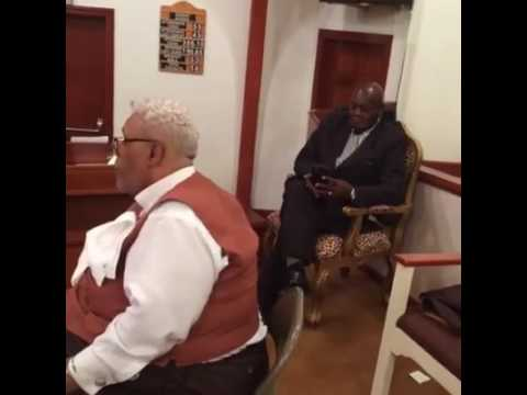 Bishop Rance Allen Singing Something About the Name of Jesus!!!! The Live and Uncut Version