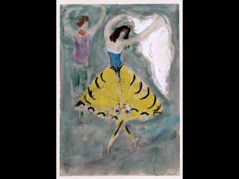 Marc Chagall-Rysunki