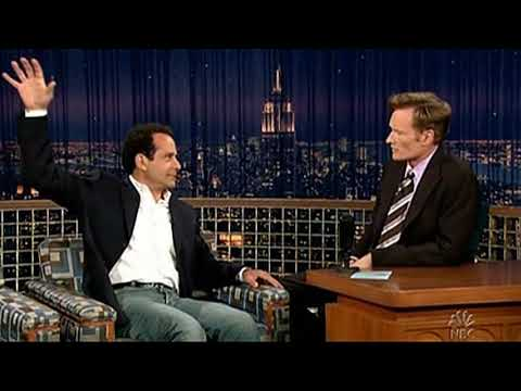 Conan O'Brien 'Tony Shalhoub 7/7/05