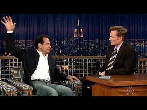 Conan O'Brien 'Tony Shalhoub 7705