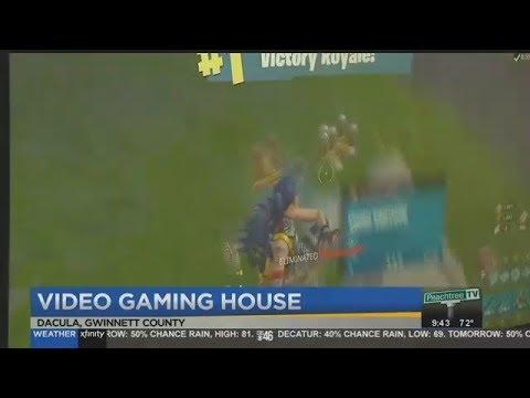 WINNING A FORTNITE GAME ON LIVE TV! (SoaR Winning Fortnite Game Caught on Live TV)