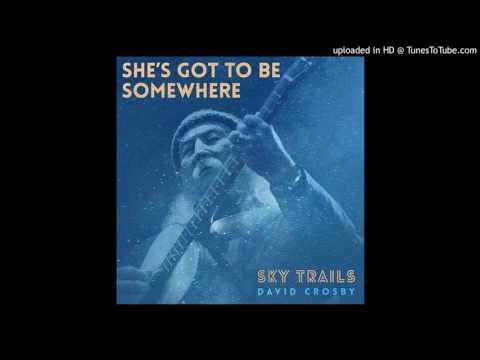 David Crosby - Sky Trails - She's got to be somewhere