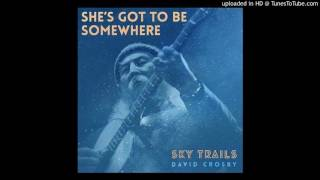David Crosby - Sky Trails - She