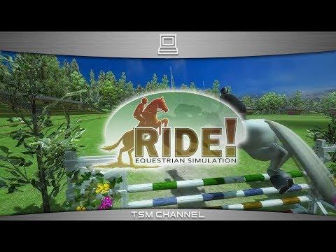Ride! Equestrian Simulation (part 1) (Horse Game)