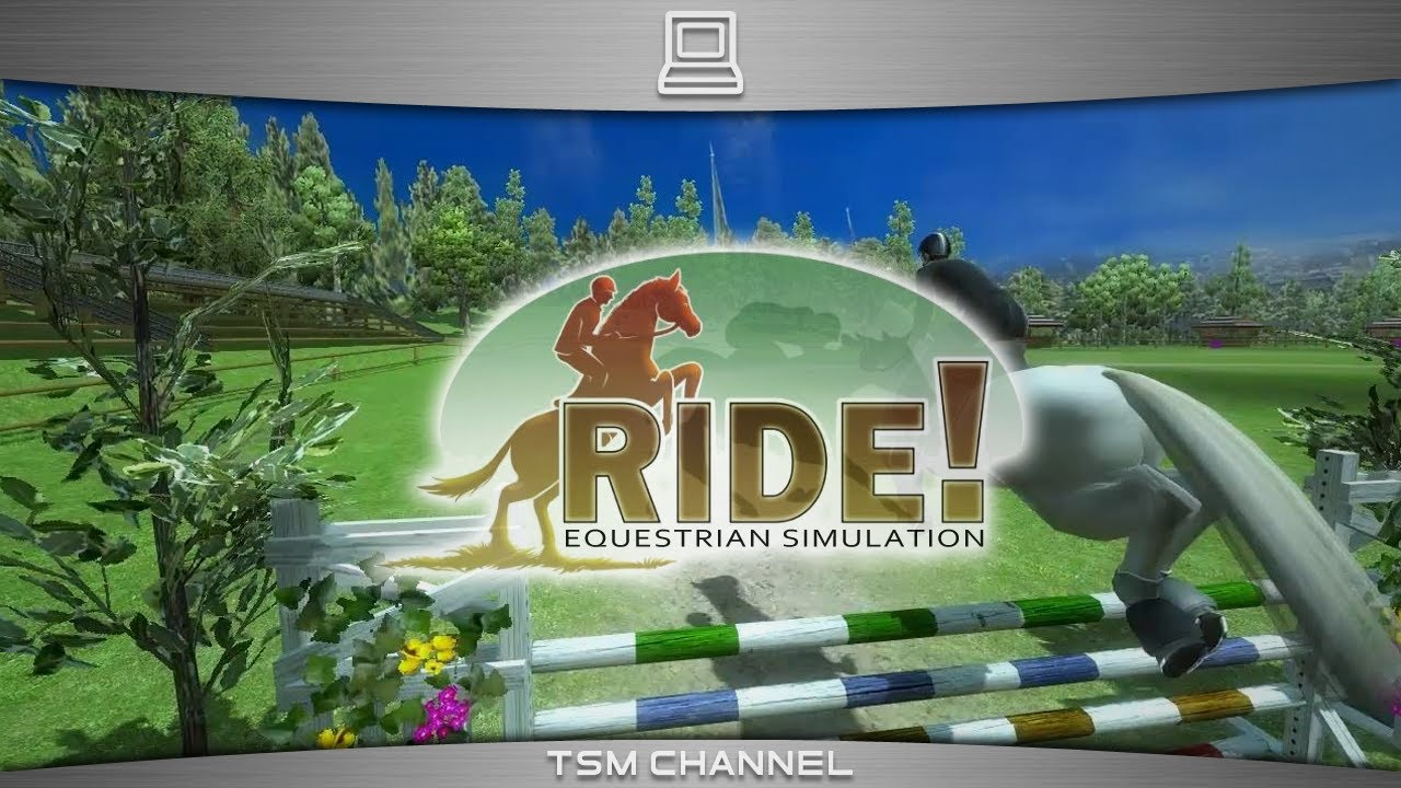 Ride! Equestrian Simulation (part 1) (Horse Game)