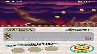 New Super Mario Bros  (Luigi Run) Part 6
