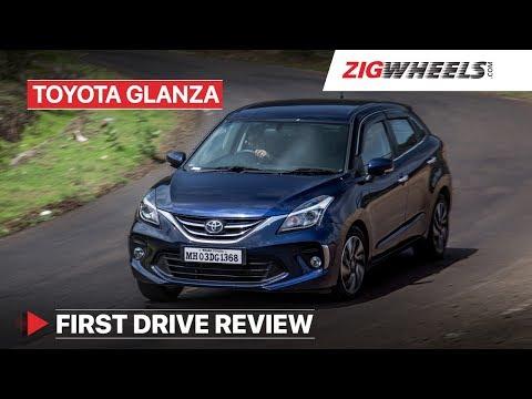 Toyota Glanza 2019 Mild-Hybrid | Road Test Review | ZigWheels.com