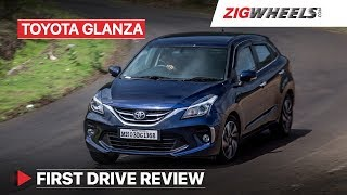 Toyota Glanza 2019 Mild-Hybrid | Road Test Review | ZigWheels.com