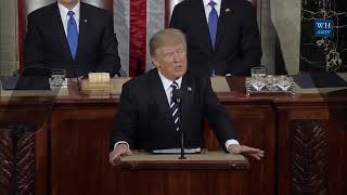 President Trump again singles out Chicago during joint address to Congress