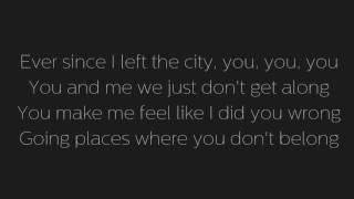 Hotline Bling | Kehlani ft. Charlie Puth Lyric Video