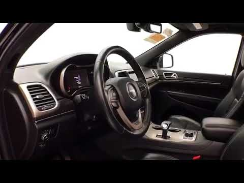 Certified 2014 Jeep Grand Cherokee WISCONSIN, WI #E1786A - SOLD