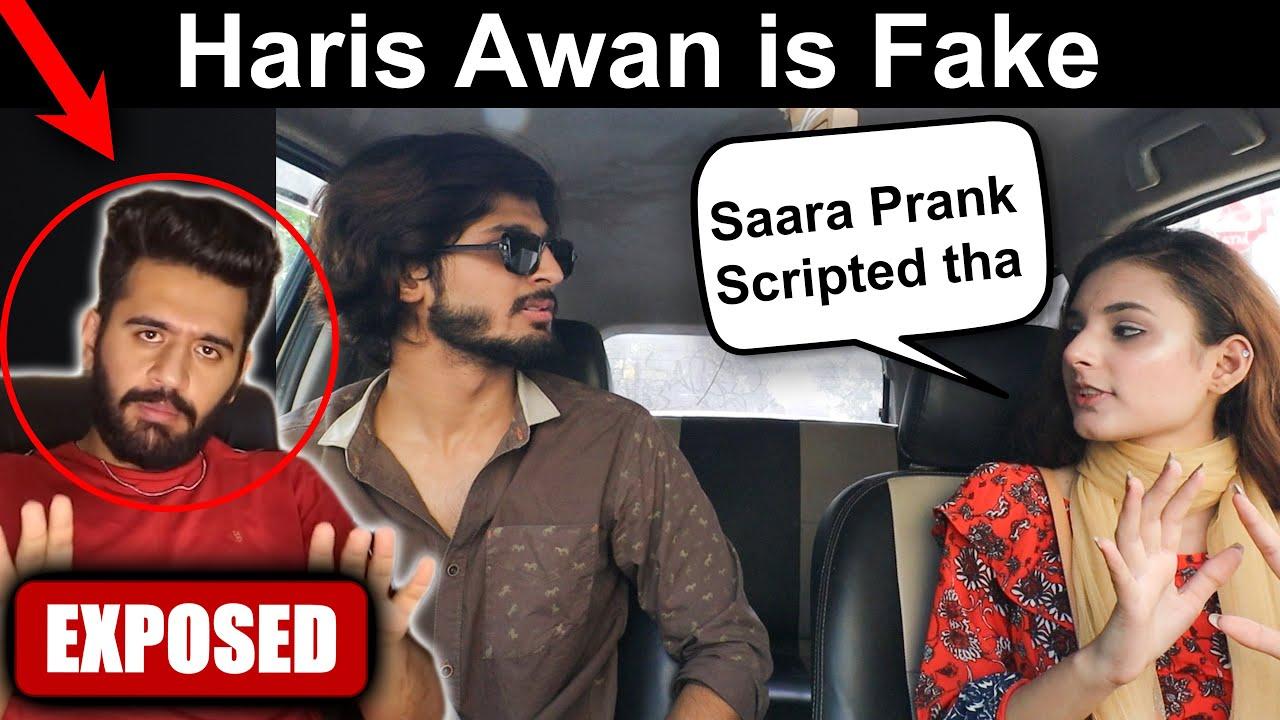 Haris Awan EXPOSED | Instant Date PART 3