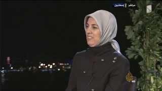 مروة قاوقجي أول نائبة تركية محجبة: تركيا ستختار الاستقرار بانتخاب العدالة والتنمية