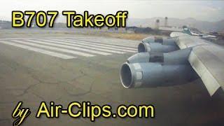 Boeing 707 Saha Air, world
