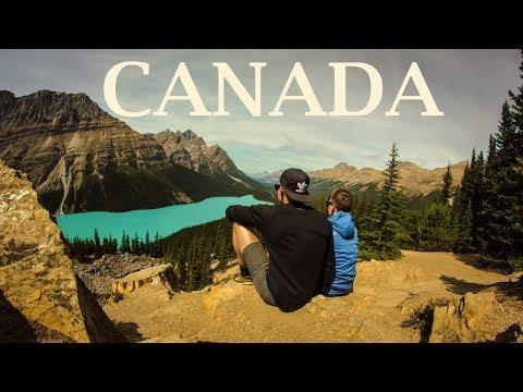 CANADA 2016 | A Roadtrip Across Western Canada