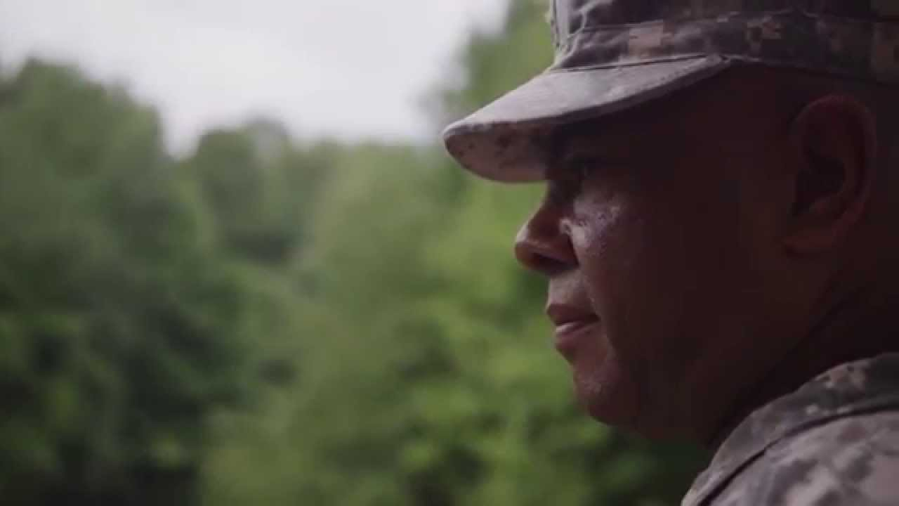 Brig. Gen. Ural Glanville and the Army Reserve:
