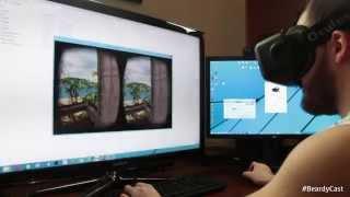 Обзор Oculus Rift DK2