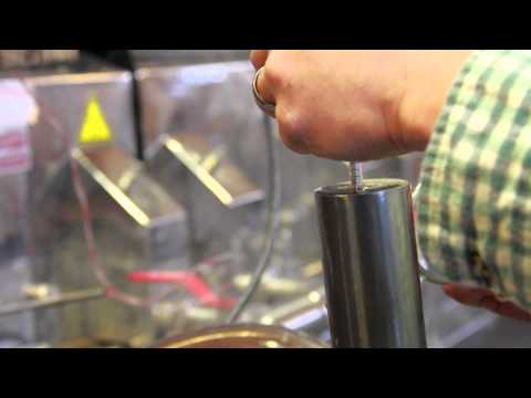 Filtering And Finishing Maple Syrup