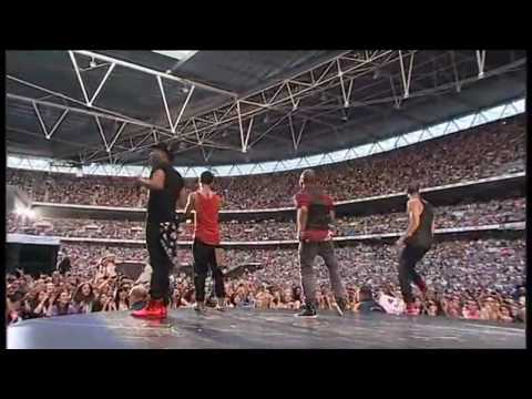 JLS  The Club Is A  Summertime Ball 6th June 2010