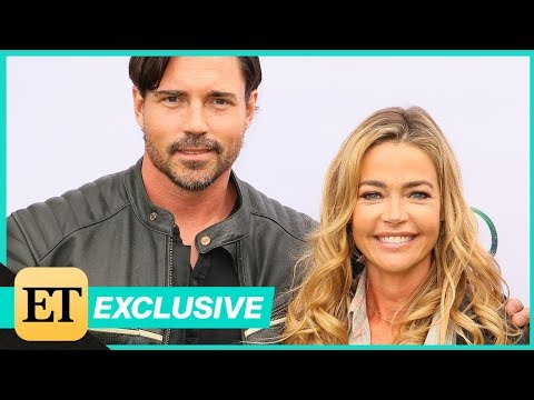 Charlie Sheen Wishes Ex Denise Richards 'Happiness' On Her Wedding to Aaron Phypers Exclusive