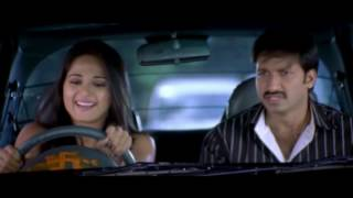 Gopichand & Anushka  Comedy Scenes - Souryam Movie