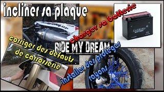 LE TUTO iCASQUE 4 tutos en 1- RideMyDream