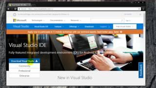 upgrade Visual Studio 2015 to 2017