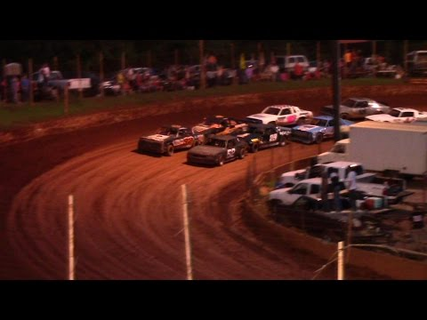 Winder Barrow Speedway Stock Eight Cylinders 8/22/15