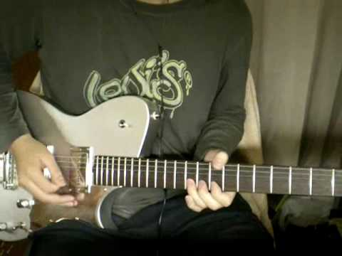 MK Ultra Cover, Guitar - MUSE