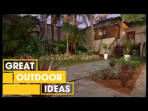 Make Your Own Garden Path - Outdoor - Great Home Ideas - 동영상