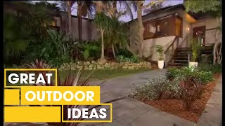 Make Your Own Garden Path | Outdoor | Great Home Ideas