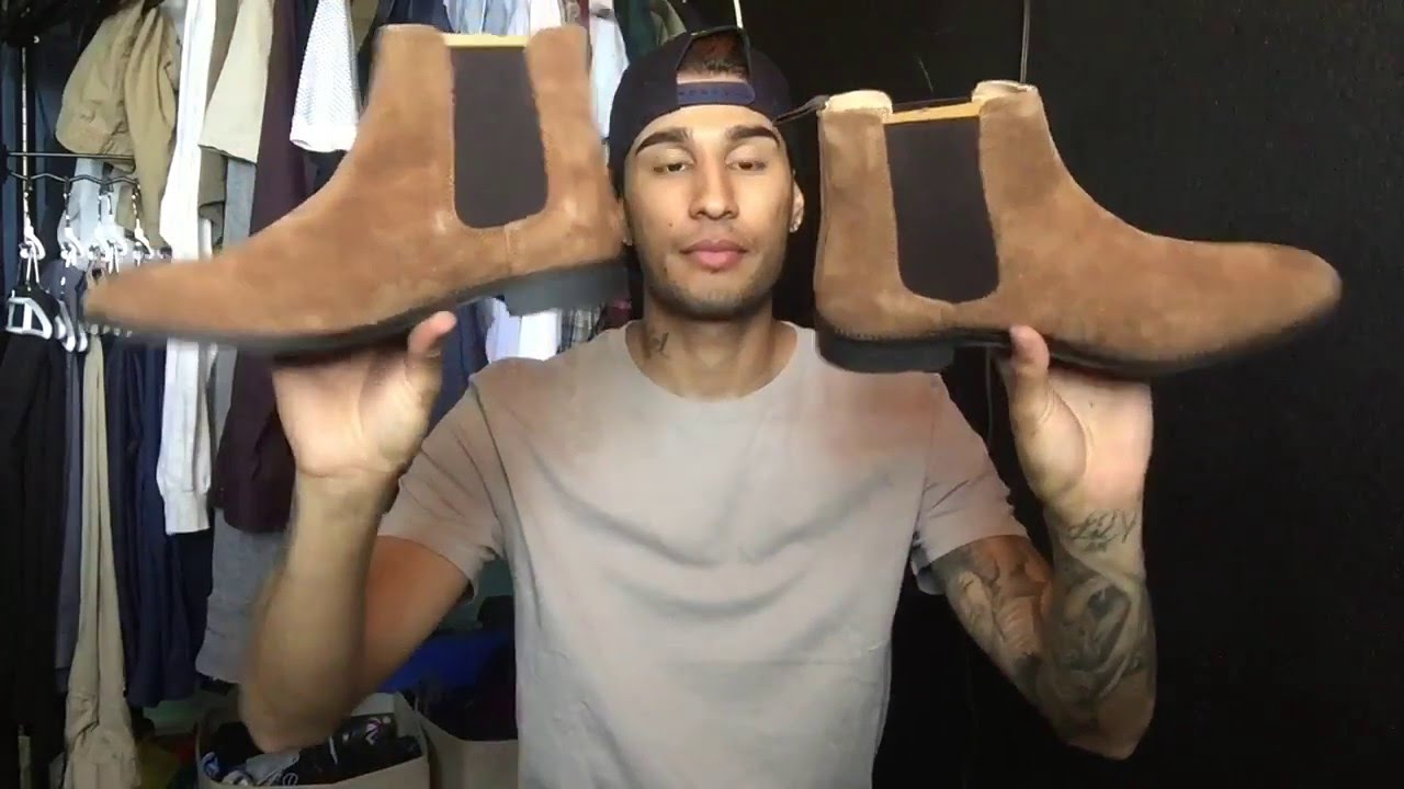 asos chelsea boot unboxing youtube