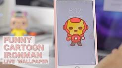 Cool LiveWallpapers - Best iOS 9 Jailbreak Tweaks for iPhone