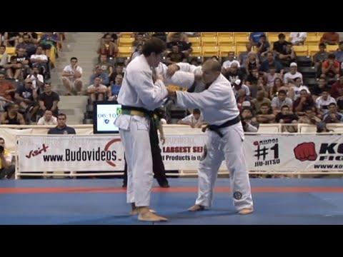 Xande Ribeiro VS Roger Gracie / World Championship 2008
