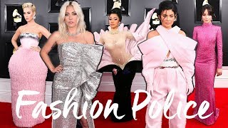 FASHION POLICE | GRAMMY AWARDS 2019 - Top/Flop du Red Carpet