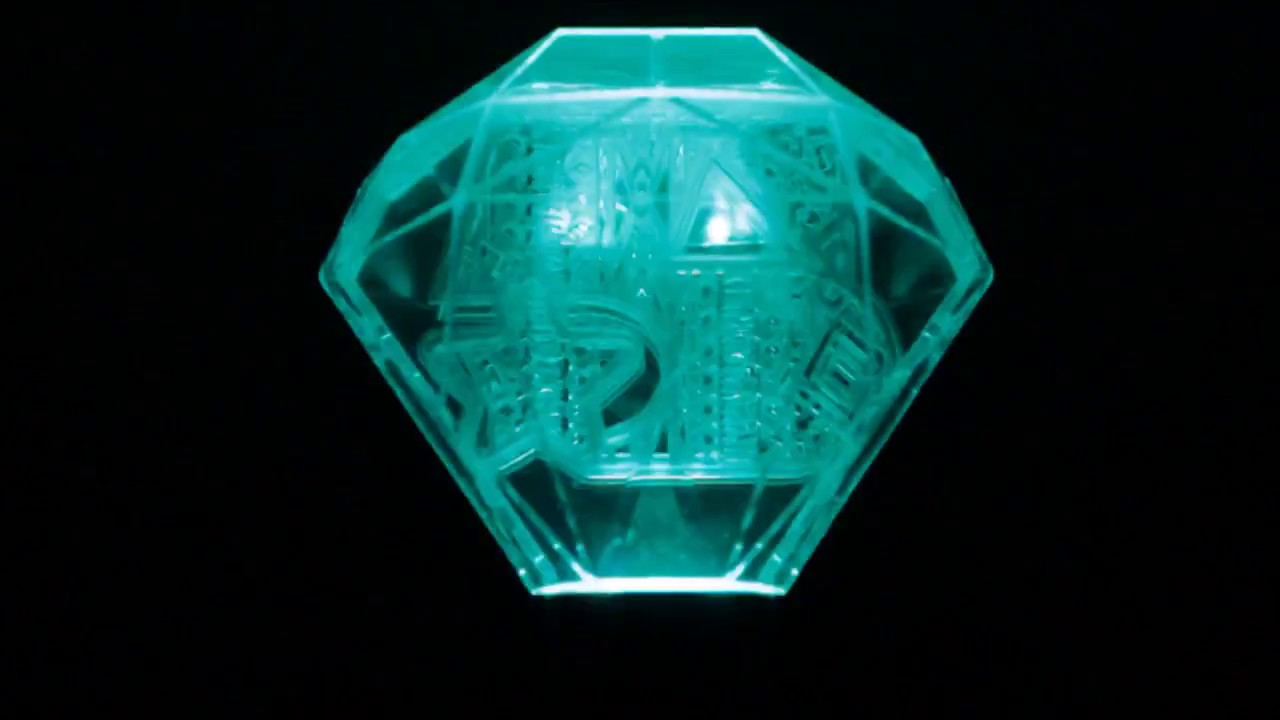 SHINee WORLD 2017 ~FIVE~ Official Lightstick Unboxing | 钻石手灯开 ... for Light Stick Shinee  579cpg