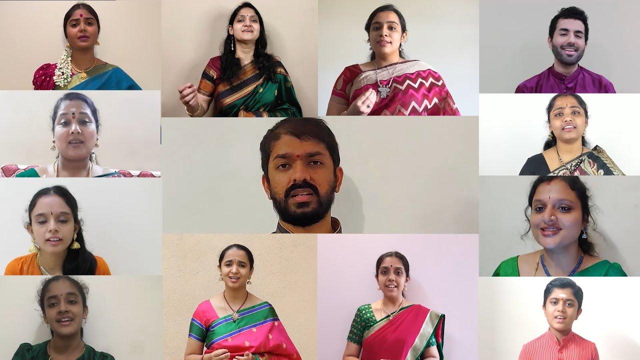 Download Mathe Malayadhwaja by Ranjani Gayatri Students