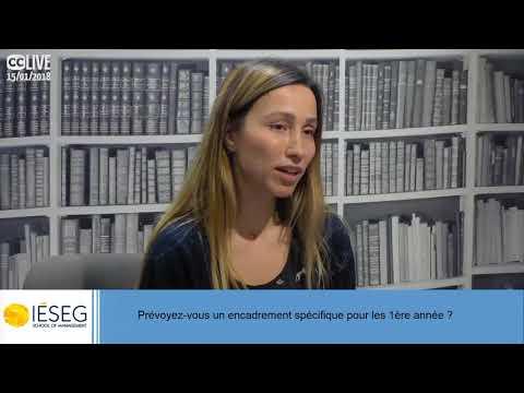 Campus Channel - IÉSEG Programme Grande Ecole