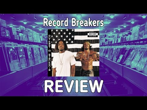 """Our Review of Outkast's """"Stankonia"""" - Record Breakers - Episode 171"""