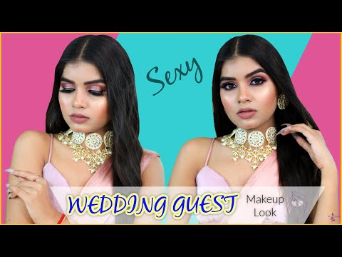 Challenge QUEEN - Wedding Guest Makeup | Step By Step Tutorial | Episode 6 | DIYQueen