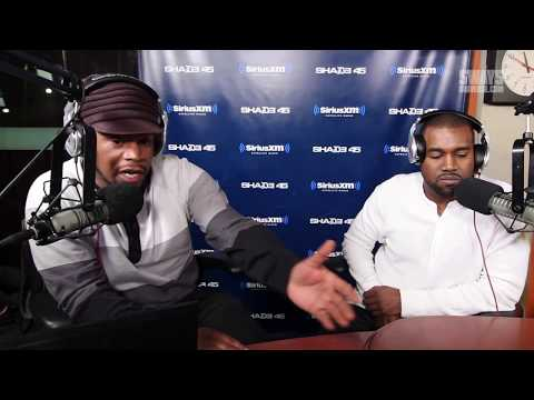 Kanye West and Sway Talk Without Boundaries: Raw and Real on