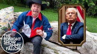 Go On, Git: Donald Trump Downplaying the Coronavirus