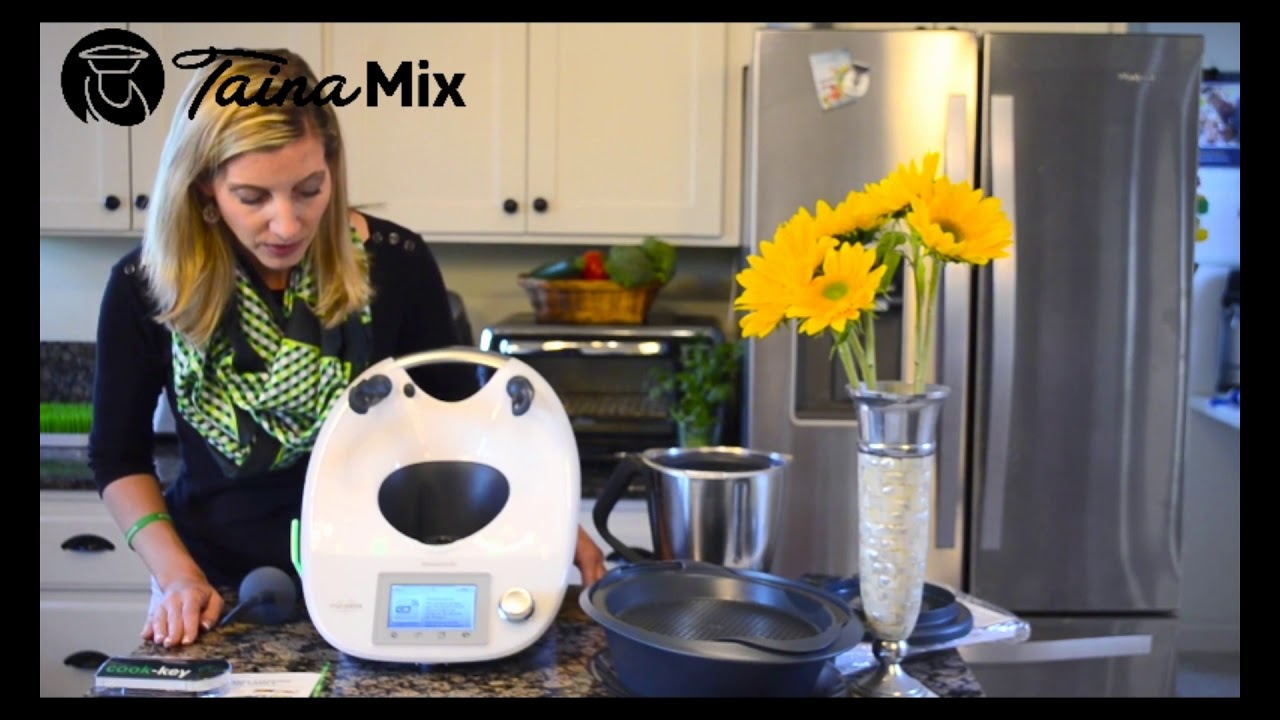 Gagner Un Thermomix Tm5 2018 thermomix tm5 unboxing video including cookidoo