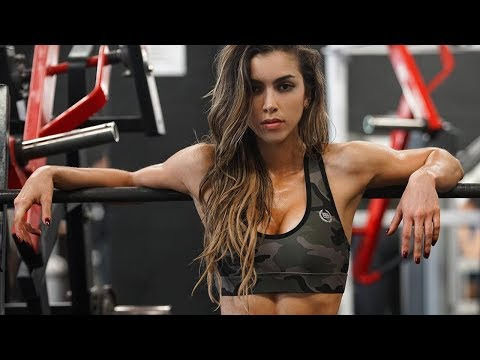 ANLLELA SAGRA -Female FITNESS Motivation 2017