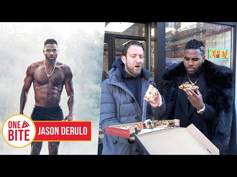 Barstool Pizza Review - Jet's Pizza (Special Guest Jason Derulo)